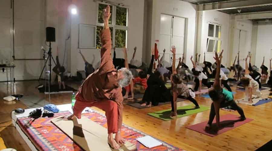 curso yoga madrid