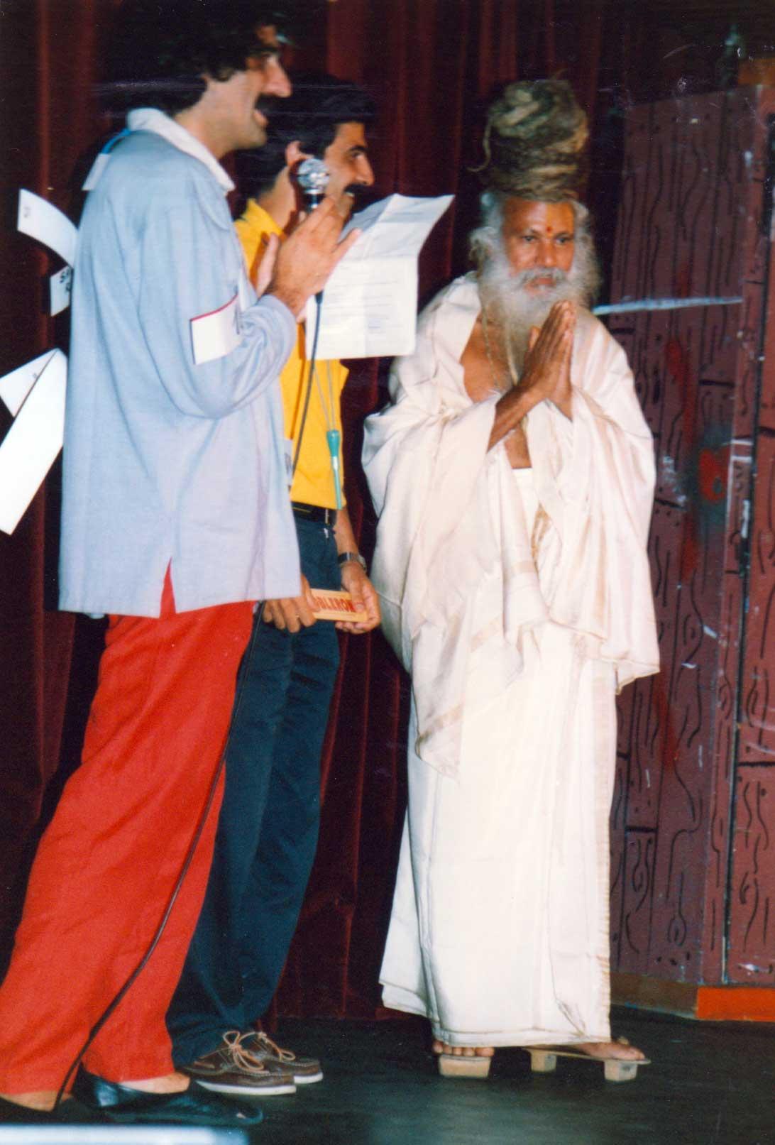 984 Sri sri Satchitananda