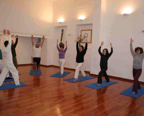 Centro Sadhana Sevilla Clase-Yoga-Sadhana