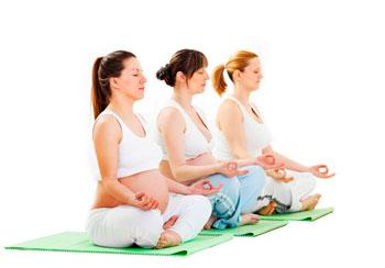 Formación yoga en el embarazo